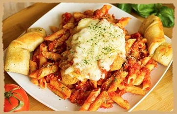 Picture of Chicken Parmesan